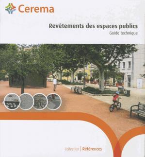 Revêtements des espaces publics - cerema - 9782371802780 -