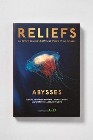 Réédition Reliefs Abysses - reliefs - 9782380360035 -