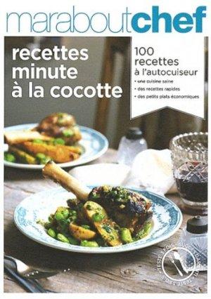 Recette minute à la cocotte - Marabout - 9782501074957 -