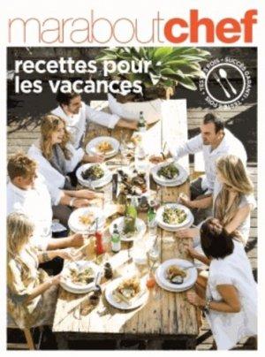 Recettes pour les vacances - Marabout - 9782501087186 -