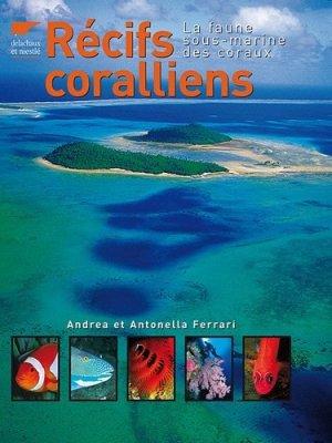 Récifs coralliens - delachaux et niestle - 9782603014851 -