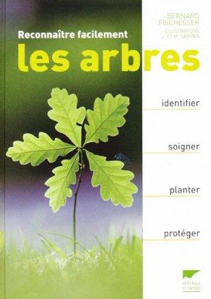 Reconnaître facilement les arbres - delachaux et niestle - 9782603015414 -