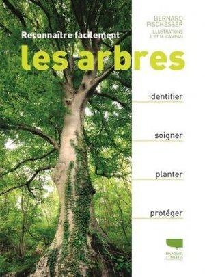 Reconnaître facilement les arbres - Delachaux et Niestlé - 9782603026779 -