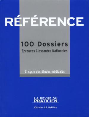 Référence 100 dossiers - jb baillière - 9782700802344 -