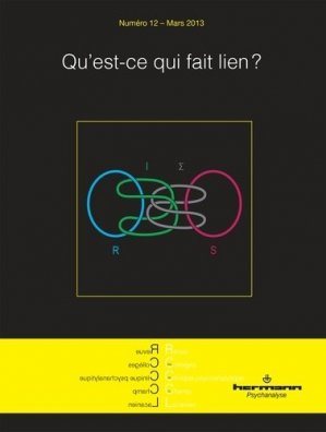 Revue des collèges de clinique psychanalytique du champ lacanien, nº 12 - hermann - 9782705684358 -