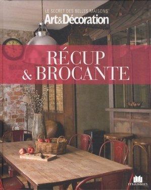 Récup & brocante - massin - 9782707206947 -