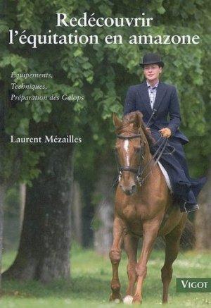 Redécouvrir l'équitation en amazone - vigot - 9782711418626 -