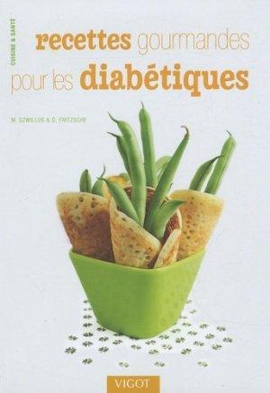 Recettes gourmandes pour les diabétiques - Vigot - 9782711419371 -