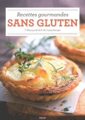 Recettes gourmandes sans gluten - Vigot - 9782711422944 -