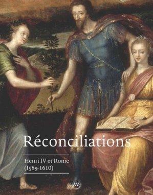 Réconciliations - RMN - 9782711874873 -