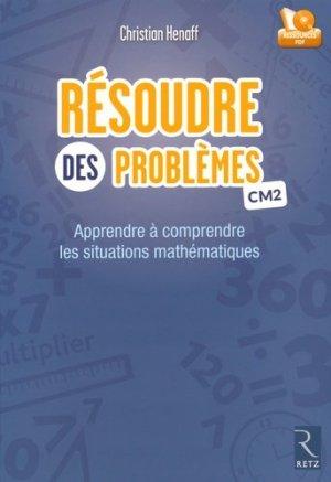 Résoudre des problèmes CM2 - Retz - 9782725634203 -