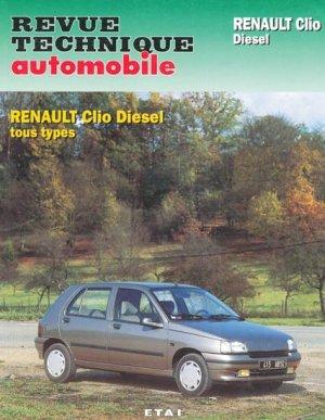 Renault ''Clio'' Diesel - etai - editions techniques pour l'automobile et l'industrie - 9782726853429 -