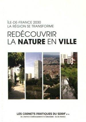 Redécouvrir la nature en ville - iau - 9782737118906 -