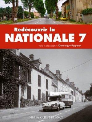 Redécouvrir la Nationale 7 - Ouest-France - 9782737346170 -