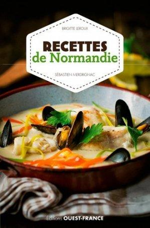 Recettes de Normandie - Ouest-France - 9782737371110 -
