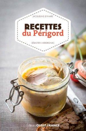 Recettes du Périgord - Ouest-France - 9782737381225 -