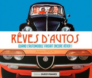 Rêves d'autos - ouest-france - 9782737381713 -