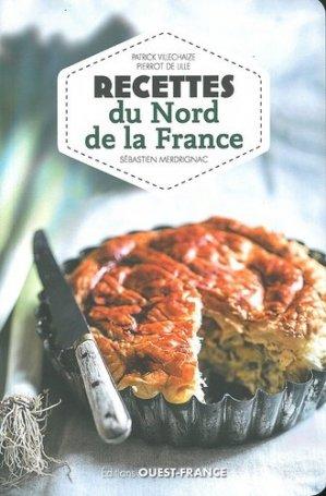 Recettes du Nord de la France - Ouest-France - 9782737382512 -