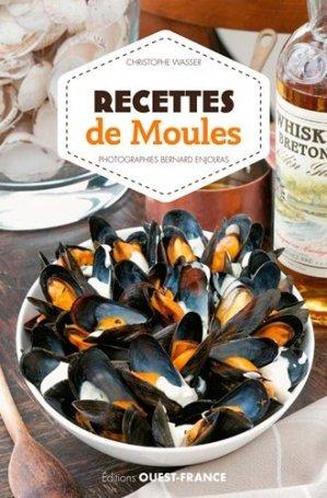Recettes de moules - Ouest-France - 9782737382888 -