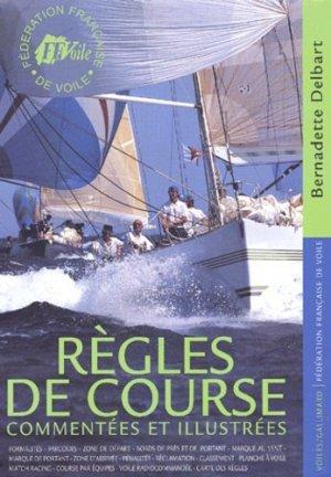 Règles de course commentées et illustrées - gallimard editions - 9782742408214 -