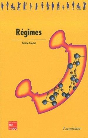 Régimes - lavoisier / tec et doc - 9782743013097 -