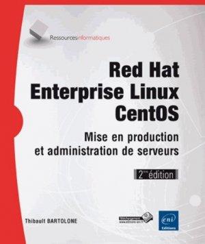 Red Hat Enterprise Linux Centos - eni - 9782746091610 -