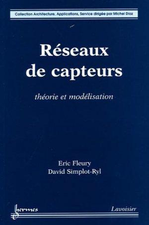 Réseaux de capteurs - hermès / lavoisier - 9782746221222 -