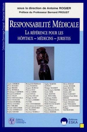 Responsabilité médicale - eska - 9782747206402 -
