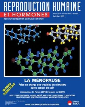 Reproduction humaine et hormone - eska - 9782747229111