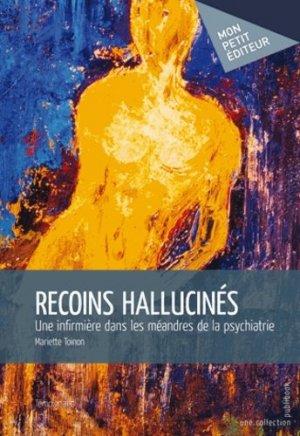 Recoins hallucinés - societe des ecrivains - 9782748396980 -