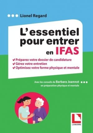 Réussir son entrée en IFAS - lamarre - 9782757311127 -