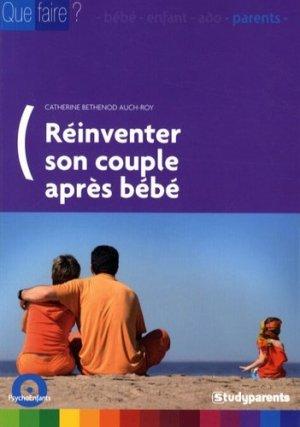 Réinventer son couple après bébé - Studyrama - 9782759004454 -