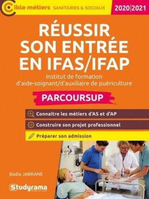 Réussir son entrée en IFAS/FAP. Edition 2020-2021 - Studyrama - 9782759044320 -