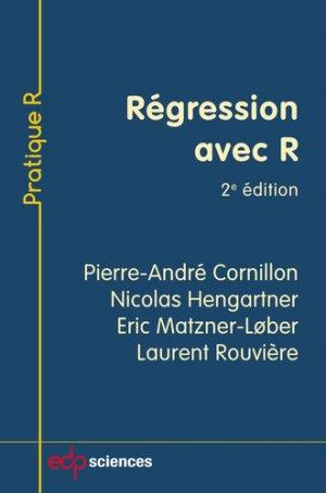 Régression avec R - edp sciences - 9782759820764 -