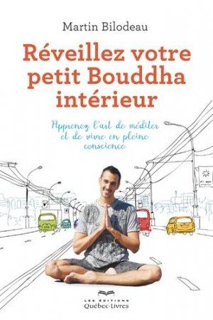 Réveillez votre petit bouddha intérieur - Québecor - 9782764026670 -