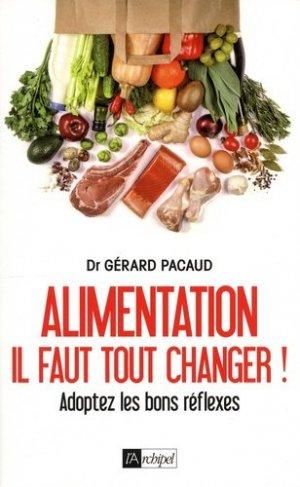 Révolutionnez votre alimentation - l'archipel - 9782809825138