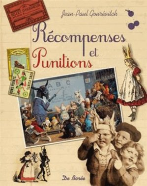 Récompenses et punitions - de boree - 9782812906930 -