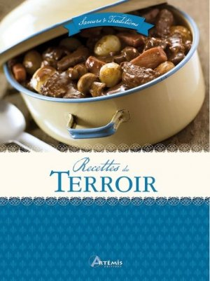 Recettes du terroir - artemis - 9782816005257 -