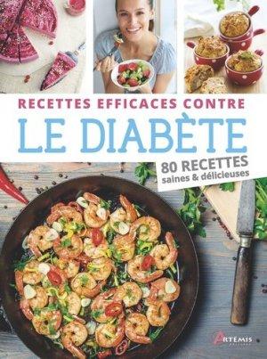 Recettes efficaces contre le diabète - Artémis - 9782816013535 -