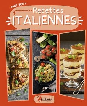 Recettes italiennes - artemis - 9782816014679 -