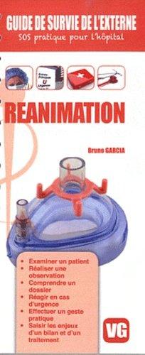 Réanimation - vernazobres grego - 9782818304792 -
