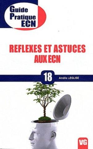 Réflexes et astuces aux ECN - vernazobres grego - 9782818305119 -