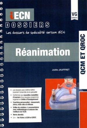 Réanimation - vernazobres grego - 9782818314739 -