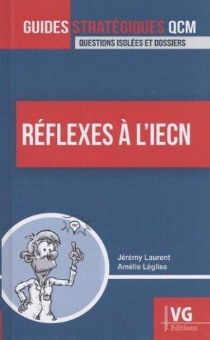 Réflexes à l'iECN - vernazobres grego - 9782818316856 -