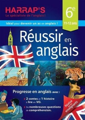 Réussir l'anglais en 6ème - harrap's - 9782818706947 -