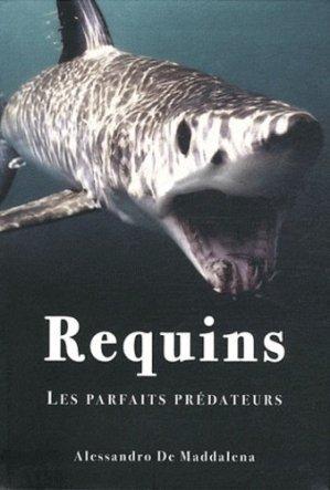 Requins - ancre de marine - 9782841412419 -