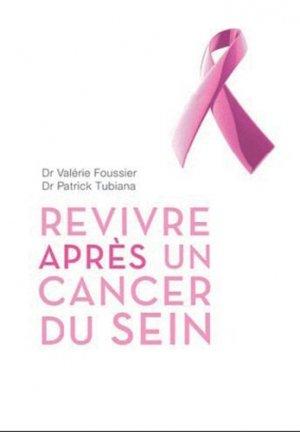 Revivre aprés un cancer du sein - josette lyon - 9782843192494 -