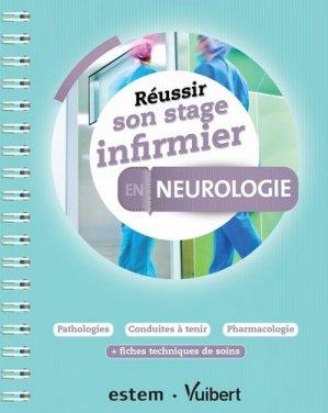 Réussir son stage infirmier en neurologie - estem - 9782843718700 -