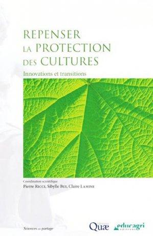 Repenser la protection des cultures - educagri - 2302844448542 -