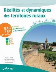 Réalités et dynamiques des territoires ruraux - educagri - 9782844448705 -